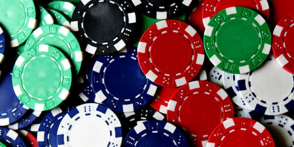 Toppcasinon online för att spela poker