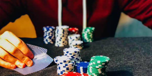 Hur man överlever djupa stackar i poker