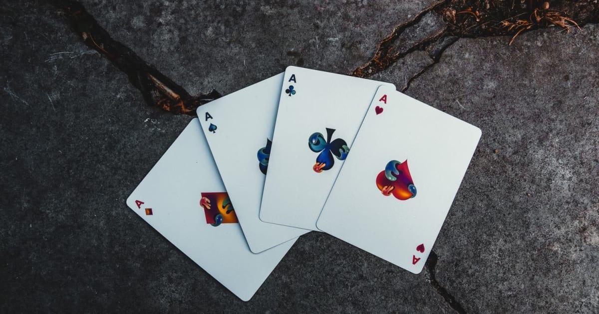 Kändisar som är skickliga på poker